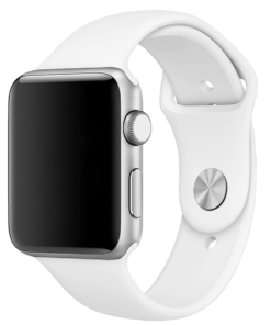 Silicone Sport Strap Bands Compatible with iWatch Apple Watch